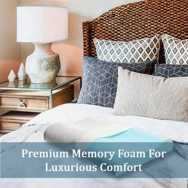 Contour-Memory-Foam-Pillow-with-Infused-Gel