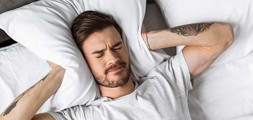 How does Stress Affect Quality sleep during COVID-19